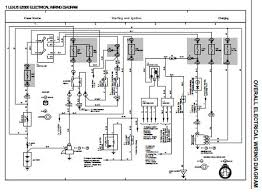 lexus repair service manuals 1993 lexus es300 vcv10 series electrical wiring diagram