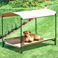 diy outdoor dog bed outdoor dog bed elevated dog bed best dog bed ideas on durable