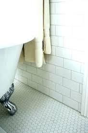 hex tile bathroom floor hex tile white black and white hexagon tile bathroom white hexagon floor