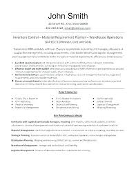Warehouse Clerk Resume New Warehouse Stocker Resume Examples Fruityidea Resume