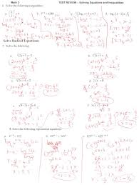 fetching solve exponential equation calculator jennarocca solving logarithmic equations worksheet test review key pag