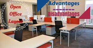 office layout. Open Office Layout Advantages Disadvantages