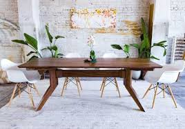 midcentury modern dining table mid century modern kitchen table and chairs luxury mid century skov