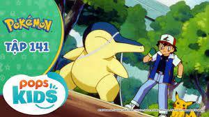 S3] Pokémon Tập 141 - Nhà Thi Đấu Hiwada! Trận Chiến Rừng Sâu! -Hoạt Hình  Pokémon Season 3 - Pokemon Video Game Play