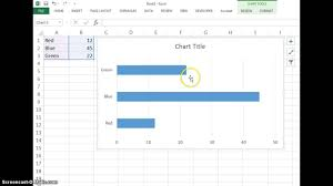 How To Make A Horizontal Bar Chart In Excel Horizontal Bar Graph
