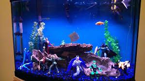 fish tank decor ideas interior design girly decorations home remodel