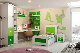 contemporary kids bedroom furniture green. Image Of: Modern Kids Furniture Boys Contemporary Bedroom Green O