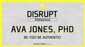 Be You! Be Authentic! | Ava Jones PhD | DisruptHR Talks - DisruptHR
