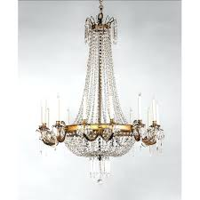 charming crystal chandeliers 4 french regency style 14 light ormolu and chandelier antique empire gallery 9