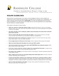 resume recommendations getessay biz resume guidelines pdf by wuyunyi resume