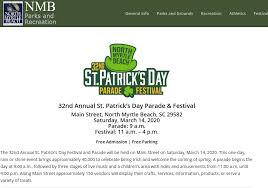 North Myrtle Beach 32nd Annual St. Patrick's Day Parade | HTC Inc.