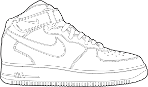 Jordan Shoe Coloring Pages Gallery Of 12 Page Telematik Institutorg