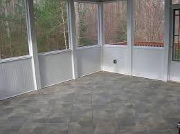 flooring for screened porch options by design ideas house design rh blueridgeparkwaymarathon com