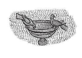 Disegno Da Colorare Il Mosaico Nostrofiglioit