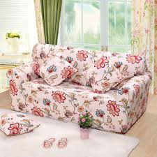 image is loading red fl stretch ed l shaped sofa cover