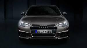 Audi A4 Front Lights The New Audi A4 Matrix Led Headlights