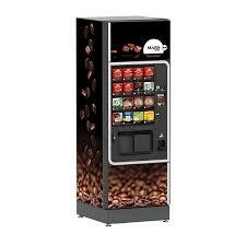 Free Soda From Vending Machine Fascinating KLIX Momentum Hot Cold Drinks Vending Machine MARS DRINKS