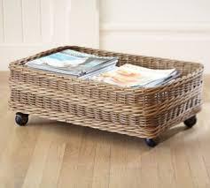 Storage Bench: Vard Underbed Storage Box Black Ikea Inside Ikea Wicker  Under Bed Storage from
