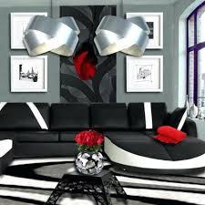 Decoration Salon Rouge Noir Adorable Deco Blanc Jason Putorti Deco Salon  Rouge Et Noir Decoration Salon