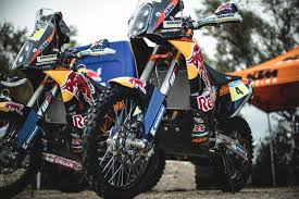 dakar rally motorcycles red bull ktm 2015