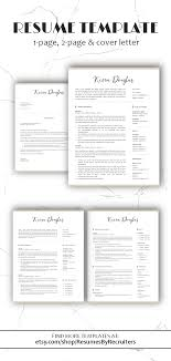 Creative Yet Modern And Professional Resume Template Suitable For