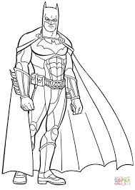 Small Picture Batman the Dark Knight coloring page Free Printable Coloring Pages