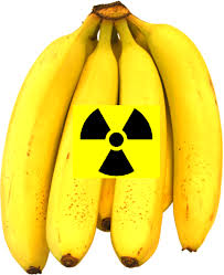 Banana Equivalent Dose Chart Is That A Banana In Your Pocket Or Are You Radioactive