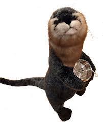 Stuffed Animal Display Stand Standing River Otter YoYo Display Stand 100 Tom Kuhn YoYos 40