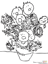 Small Picture Famous Painting Colouring Pages Be A Fun Mum