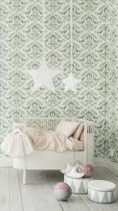 Jungle Green Wallpaper By Ingela P Arrhenius Kidswallpaper