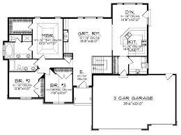 ranch open floor plans house plans ranch open concept fresh inspirational open floor plan ranch house