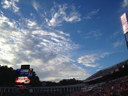 university of virginia dr strangecollege or how i learned to sky above uva s scott stadium