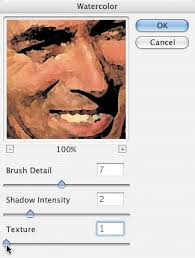 Photoshop Watercolor Filter Tips For Using The Watercolor Filter In Photoshop