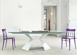 Expandable Glass Dining Room Tables Interior Cool Decorating Design