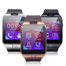 Dz 09 Smart Watch Bluetooth Touch Screen Watch Bracelet At Rs 400