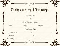 fake marriage certificate online online marriage certificate fake vatozatozdevelopmentco free fake