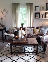 Decoration Ideas Dark Leather Couch Decorating Living Room Brown