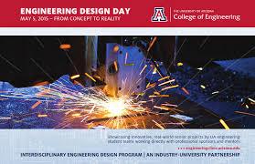 University Of Arizona Engineering Design Day Ua Engineering Design Day Book 2015 By University Of Arizona