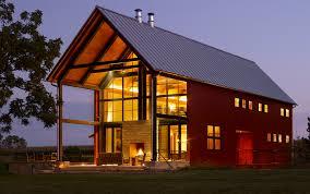 Timber Modern A Frame House