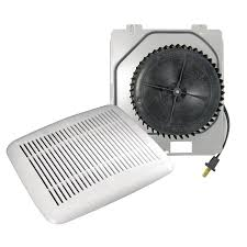 broan 3 sones 60 cfm white bathroom fan upgrade kit view larger