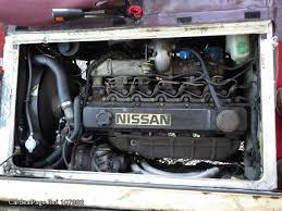 1989/Mar Used NISSAN CIVILIAN U-RYW40 Engine Type TD42 Ref No ...