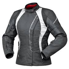 Dririder Ladies Vivid 2 Jacket Raven