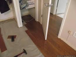 Harmonics Laminate Flooring Installed Through Bedroom Doorway