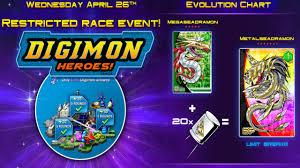 Digimon Heroes Metalseadramon Sp Repoio