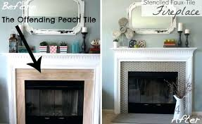 painted marble fireplace before and after stylish paint marble fireplace le painted marble fireplace before and after