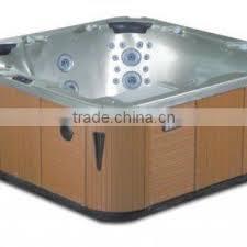 jazzi massage spa tub air massage bathtub with jets massage spa made in china skt338g