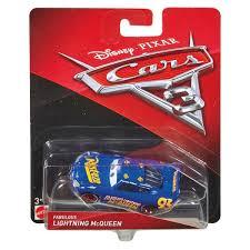 disney cars 3 1 55 fabulous lightning mcqueen cast vehicle