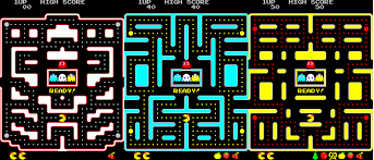 lawnmowerman s pac man page parts information and miss pac plus screen shots