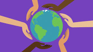 Animation Of Hands Protect The Earth Planet Protect The Planet