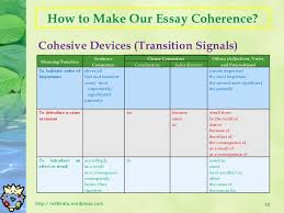 essay writing unity and coherence  10